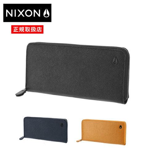 ニクソン NIXON!ラウンドファスナー長財布 [Moor II Wallet/ムーアIIウォレット] nc2726 メンズ レディース ラッピング【コンビニ受取対応商品】【あす楽】
