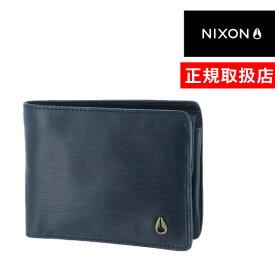【楽天カードでP19倍】ニクソン NIXON 二つ折り財布 折財布 nc2990 メンズ レディース 【送料無料】【あす楽】 バレンタイン