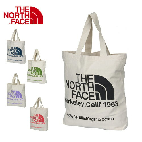 【P+9倍!12/13(木)P企画】ザ・ノースフェイス THE NORTH FACE!トートバッグ 【PACK ACCESSORIES】[TNF Organic Cotton Tote] nm81616 「ゆうパケット不可」 メンズ レディース プレゼント ギフト カバン ラッピング【コンビニ受取対応商品】【あす楽】