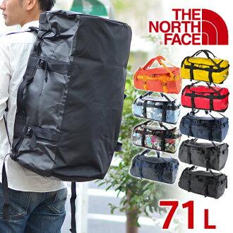 北面 THE NORTH FACE 2WAY波士顿包[BASE CAMP] [BC DUFFEL M] nm81553 背囊 男式 女式 旅行 修学旅行 合宿学习 集训 出差 大容量 【免费送货】 【北面福袋10%OFF优惠券可用】