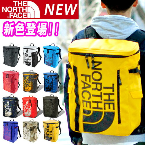 19SS新色登場【10%OFFセール】ザ・ノース・フェイス THE NORTH FACE ! バックパック リュックサック 【BASE CAMP/ベースキャンプ】 [BC Fuse Box II/ヒューズボックスII] nm81817 メンズ レディース 送料無料 コンビニ受取対応商品【あす楽】