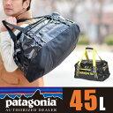 【期間限定!クーポンで10%OFF】パタゴニア patagonia!2wayボストンバッグ ショルダーバッグ ブラックホールダッフル…