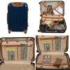 Suitcase carry hard travel bag! ACE-Pujols-PUJOLS (47 L) 05884 mens ladies [store]