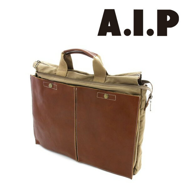 【35%OFFセール】AIP!アンアメリカンインパリス トートバッグ(大) 01007039 メンズ ギフト ビジネスバッグ 大きめ A4 男性用 革 人気ブランド 通勤【送料無料】 プレゼント ギフト カバン ラッピング【コンビニ受取対応】【あす楽】 週末限定