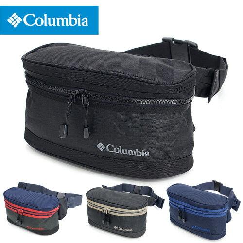【20%OFFセール】コロンビア Columbia ! ウエストバッグ 【OUTDOOR/アウトドア】 [Twelvepole Stream Hip Bag/トゥウェルブポールストリームヒップバッグ] メンズ レディース pu8071 「ゆうパケット不可」 ラッピング【あす楽】