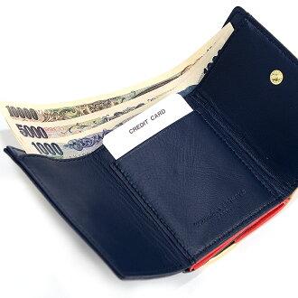 ツモリチサトtsumorichisato!ミニ財布三つ折り財布【シュリンクコンビ】57657レディース[通販]【ポイント10倍】【あす楽】【送料無料】