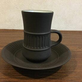 デンマーク ビンテージ食器/デンマーク ダンスク  DANSK コーヒーカップ&ソーサー