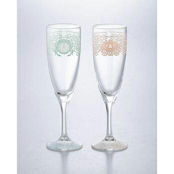 Disney(ディズニー)プリンセス・ロイヤル ドリーム ペアステムグラスセット(シンデレラ)(内祝い 結婚祝い 出産祝い 新築祝い 結婚内祝い 引き出物)(お買い物マラソンセール)