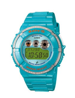 Casio Baby-G Metallic Colors BGD-121-2 light blue foreign countries model