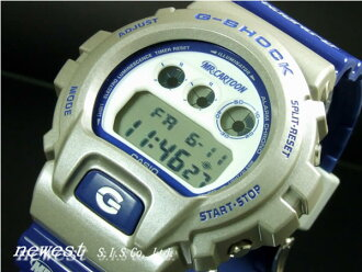 CASIO卡西欧G-SHOCK G-打击US Culture Series Mister Cartoon先生·katunkoraboreshommoderu DW-6900MRC-8JR手表