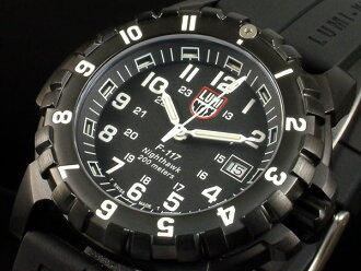 6401 Luminox f-117 NIGHTHAWK STEALTH T25 notation and