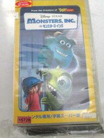 r1_68601 【中古】【VHSビデオ】モンスターズ・インク 【字幕スーパー版】 [VHS] [VHS] [2002]