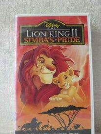 r1_99357 【中古】【VHSビデオ】ライオン・キング2【字幕版】 [VHS] [VHS] [1999]