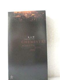 r2_03524 【中古】【VHSビデオ】R.A.W.~respect and wisdom~CHEMISTRY ACOUSTIC LIVE2002 [VHS] [VHS] [2002]