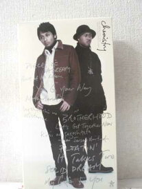 r2_03525 【中古】【VHSビデオ】CHEMISTRY THE VIDEOS:2001-2002~What You See Is What You Get~ [VHS] [VHS] [2003]