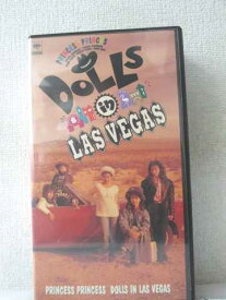 r2_03569 【中古】【VHSビデオ】DOLLS IN RAS VEGAS [VHS] [VHS] [1992]