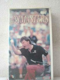 r2_03701 【中古】【VHSビデオ】'91マスターズ [VHS] [VHS] [1991]
