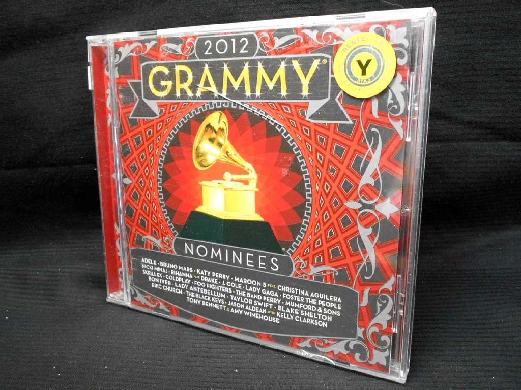 ZC20309【中古】【CD】2012 GRAMMY NOMINEES