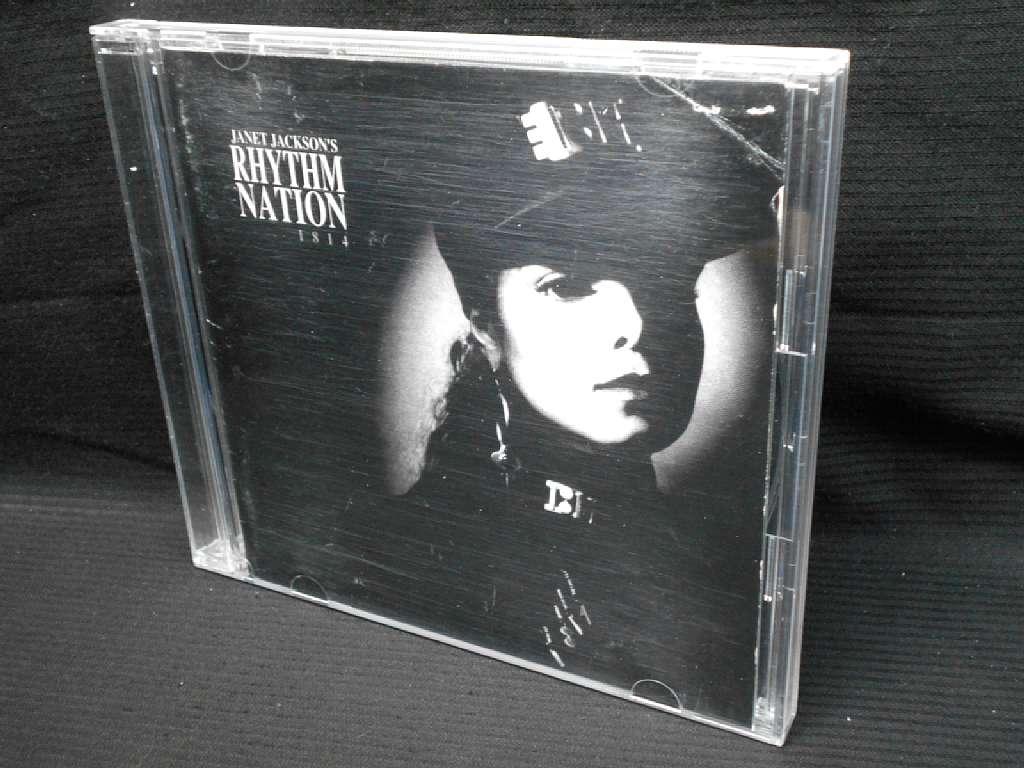 ZC21516【中古】【CD】リズム・ネイション1814/ジャネット・ジャクソン