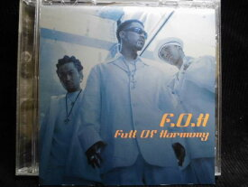 ZC40588【中古】【CD】Full Of Harmony/F,O,H