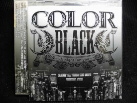 ZC42794【中古】【CD】BLACK/COLOR