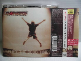 ZC45493【中古】【CD】Amplify The Good Times/DONOTS