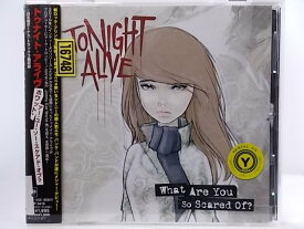 ZC50116【中古】【CD】What Are You So Scared Of?/TONIGHT ALIVE