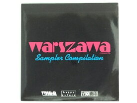 ZC54218【中古】【CD】warszawa preesents Sampler Compilation(輸入盤)