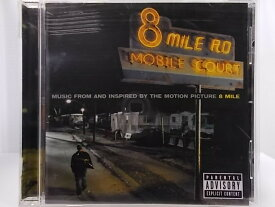 ZC57114【中古】【CD】MUSIC FROM AND INSPIRED BY THE MOTION PICTURE 8 MILE