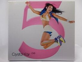 ZC63509【中古】【CD】CK5/Crystal Kay