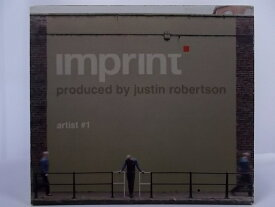ZC65187【中古】【CD】Imprintproduced by justin robertsonartist #1/Justin Jeremy Denk