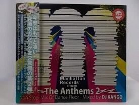 "ZC68434【中古】【CD】Manhattan Records Presents ""The Anthems 2""-Non Stop Mix of Dance Floor-/DJ KANGO(輸入盤)"