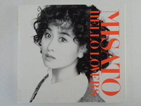 ZC69479【中古】【CD】HELLO LOVERS/渡辺美里