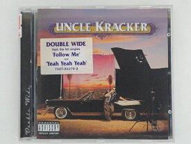 ZC70662【中古】【CD】DOUBLE WIDE/UNCLE KRACKER