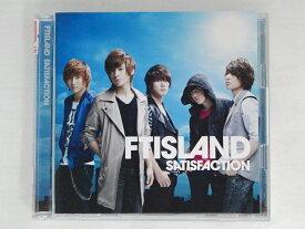 ZC71233【中古】【CD】SATISFACTION(DVD付き)/FTISLAND
