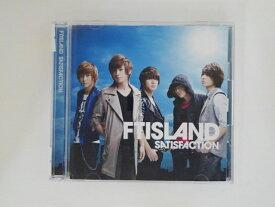 ZC78692【中古】【CD】SATISFACTION/FTISLAND(初回盤B)(CD+DVD)