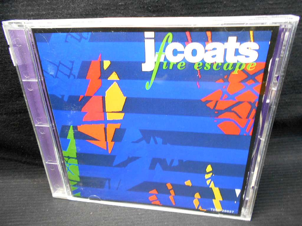 ZC90312【中古】【CD】FIRE ESCAPE/J.COATS