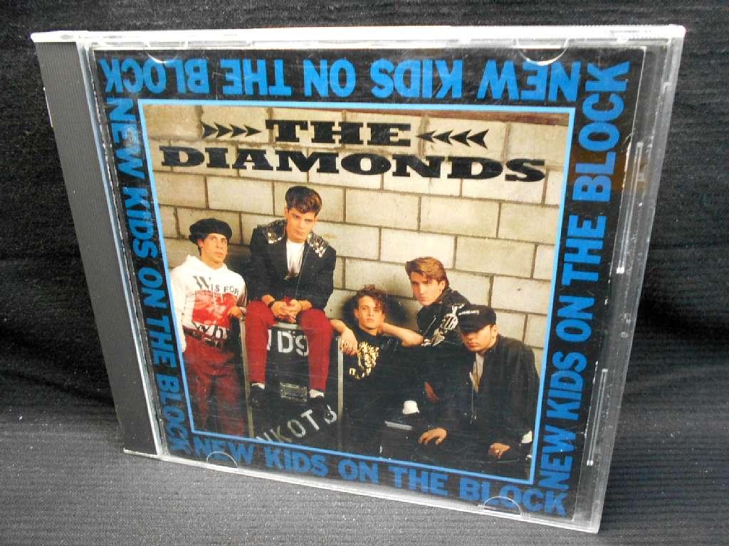 ZC90322【中古】【CD】THE DIAMONDS/New Kids On The Block