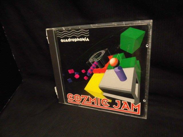 ZC90386【中古】【CD】COZMIC JAM / QUADROPHONIA