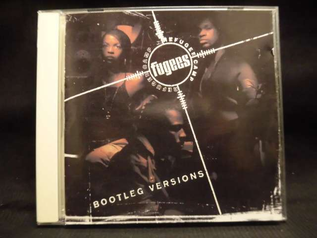 ZC90543【中古】【CD】BOOTLEG VERSIONS/fugees
