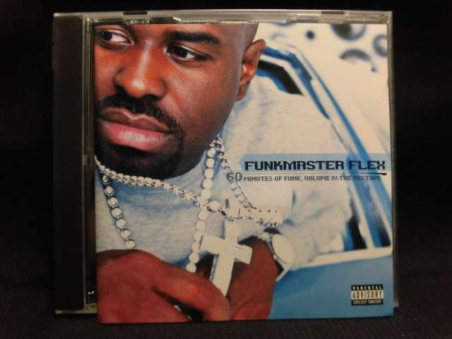 ZC90544【中古】【CD】60MINUTES OF FUNK,UOLUME IU:THE MIXTAPE/FUNKMASTER FLEX