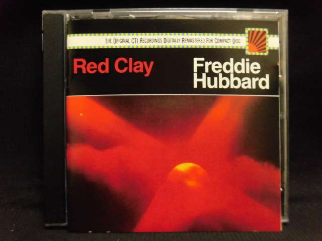 ZC90596【中古】【CD】Red Clay/Freddie Hubbard