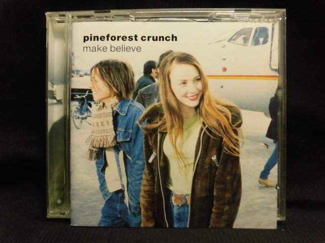 ZC90870【中古】【CD】make believe/pineforest crunch