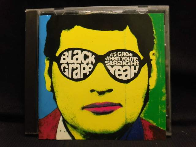 ZC90924【中古】【CD】Black Grape/it's GReat WHen YOU'Re StRaiGHT...YeaH