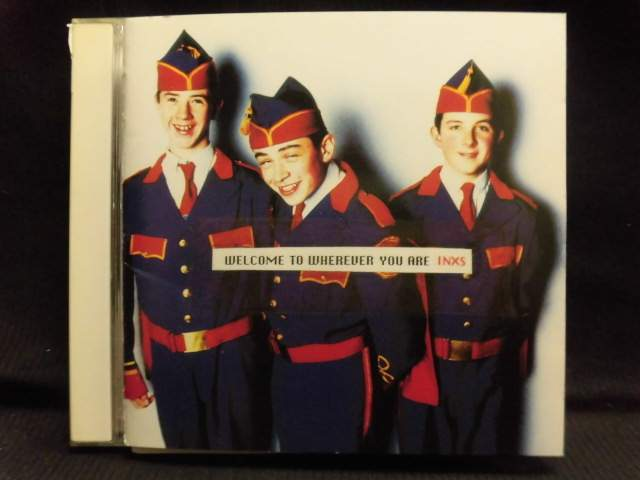 ZC90937【中古】【CD】WELCOME TO WHEREUER YOU ARE/INXS