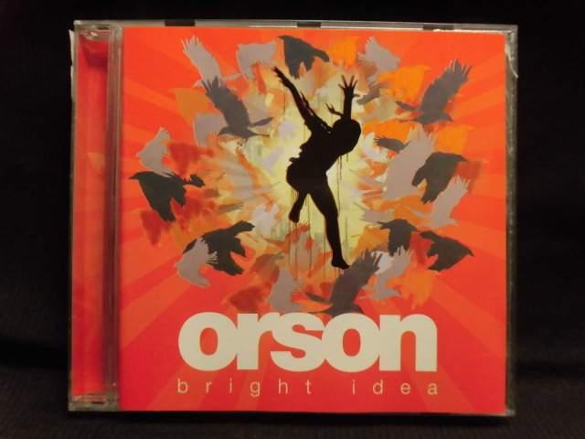 ZC90957【中古】【CD】bright idea/orson