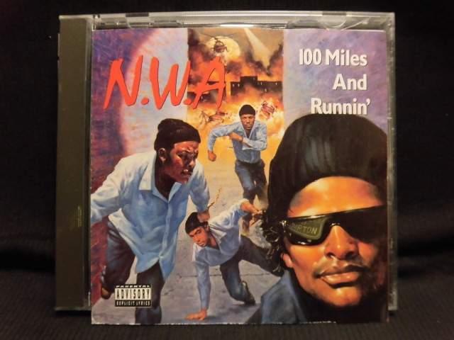 ZC91424【中古】【CD】100 Miles And Runnin'/N.W.A・