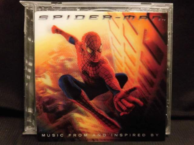 ZC91474【中古】【CD】SPIDER-MAN【輸入盤】MUSIC FROM AND INSPIRED BY