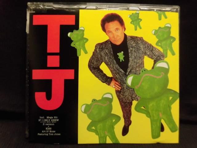 ZC91532【中古】【CD】IF I ONLY KNEW/TOM JONES