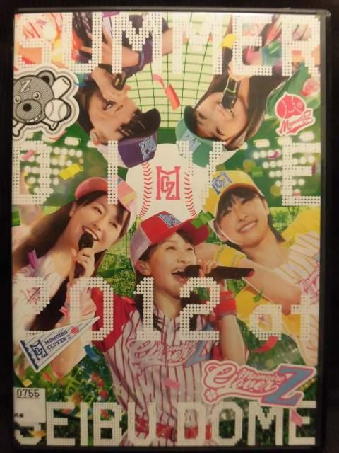 ZD21924【中古】【DVD】SUMMER DIVE 2012西武ドーム大会